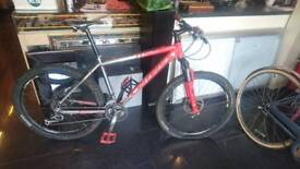 Carrera fury mountain bike