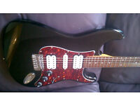 Fender strat with Japanese neck (reduced)