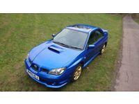 Used Subaru Impreza Cars For Sale In England Gumtree