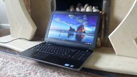 Super Gaming i5 3rd Gen laptop, 8GB DDR3 RAM, Fast 320GB HD 7200RPM, Intel HD 4000, HD Screen, Win10