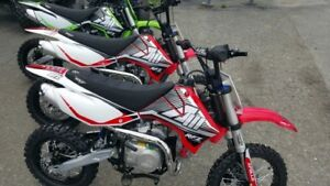 2016 Apollo Motors RFZ Junior 110 moto pour enfant