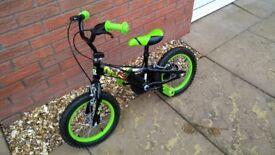 Kiddies bicycle