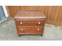 Retro Vintage Chest of drawers by Lebus furniture.