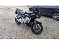 Yamaha fzs1000 sports tourer will swap for supermoto
