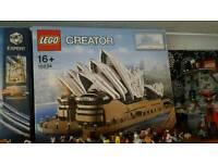 Lego Creator 10234 Sydney Opera house NEW