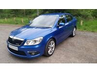 2010 Skoda Octavia vRS with DSG Auto, Full Leather and many other extras