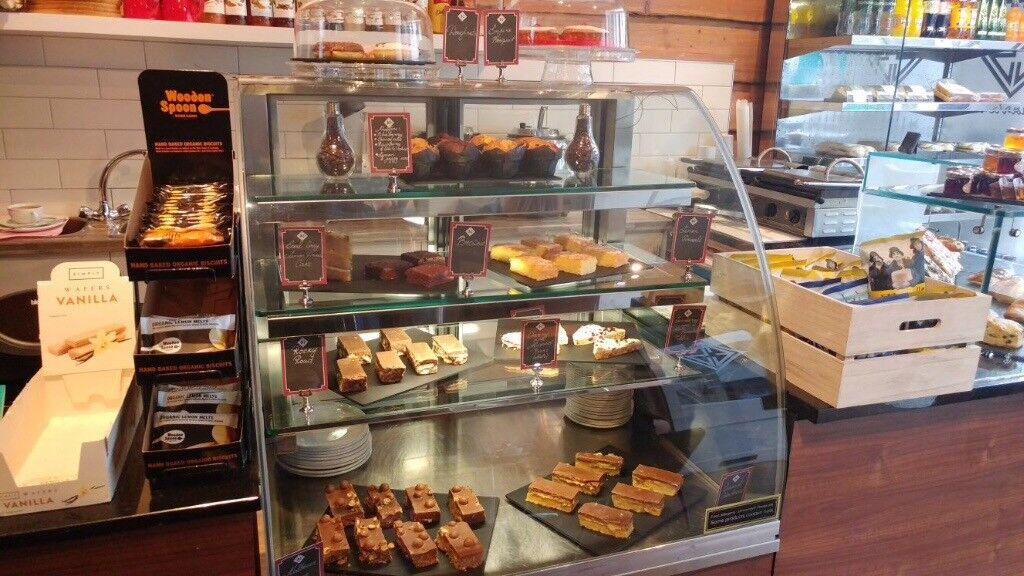 Coffee Shop Cake Display In Glenrothes Fife Gumtree