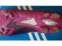 Mercurial Nike football boots/F50s