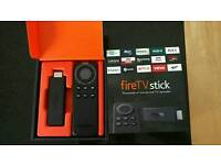 Amazon Fire TV Stick with Kodi & addons for latest movies, sports, TV shows, Music videos, boxsets