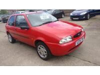 Ford Fiesta Lx Zetec
