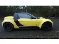 Smart roadster 700cc turbo
