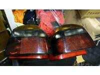 2 sets of mk3 golf rear lights
