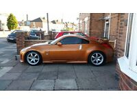 2004/54 Nissan 350z GT with Genuine Factory Fitted NISMO Kit