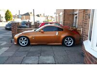 2004/54 UK Nissan 350z GT with Genuine Factory Fitted NISMO Kit