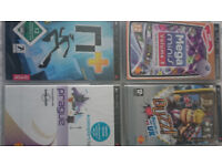 4 PSP games