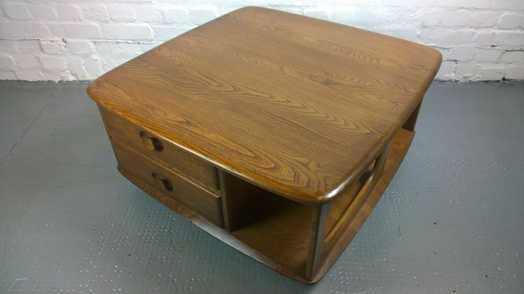 Ercol pandora coffee table delivery available in west for Coffee tables gumtree