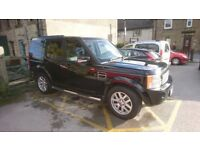 Land Rover Discovery XS V6 FSH including cambelt change