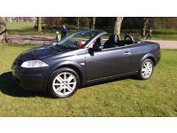 megane convertible sale or swap for diesel