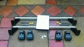 Ford focus roof bar's