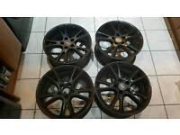 Vauxhall/saab wheels