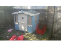 childrens solid wendy/summer house