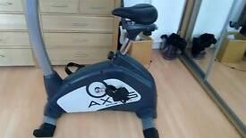 Kettler axos exercise bike