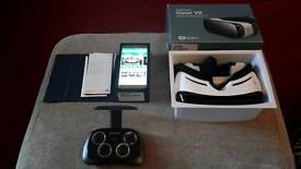 Samsung galaxy s7 edge vr headset samsung official game pad