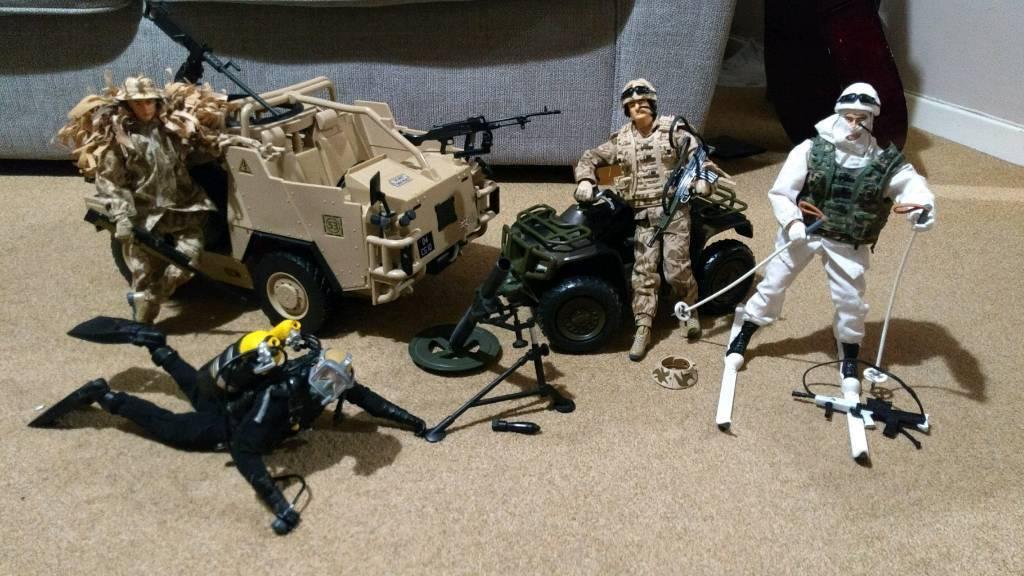 HM Armed Forces bundle