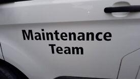 Handyman Maintenance Service QuickCallOuts