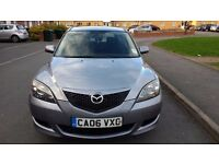 MAZDA 3 TS2 IN EXCELLENT AND PERFECT CONDITION WITH LOW MILEAGE FOR SALE