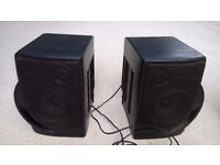 Speakers from JVC mini system