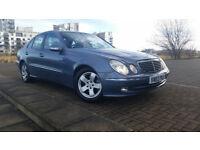 Mercedes-benz E240 W211 2,6 Avantgarde