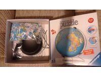 Globe Jigsaw Puzzle