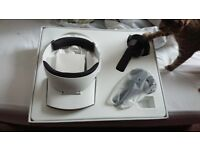 Dell visor with controllers