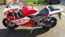 Ducati 999s Xerox. Mint condition one owner very low miles. New belts fully serviced