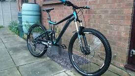 Giant trance 2 2015 mountain bike full suspension
