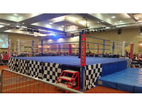 Boxing Ring 23ft
