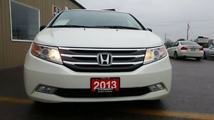 2013 Honda Odyssey NO TAX SALE-1 WEEK ONLY-DUAL AIR/HEAT Windsor Region Ontario image 7