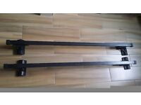 Summit Roof-Bars Rack for Ford-Mondeo 2001 2007 Fix-Point-Fit