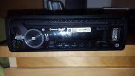 Radio SONY MEX-N6001BD (