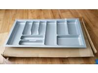 Drawer Cutlery Organiser 100cm