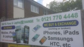 Thinking Where To Sell My Mobile - We Buy Mobiles Phones, iPads & Tablets - Cash 0121 770 4448