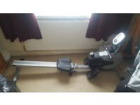 Hi i have a rowing machine for sale mint condition hardly used can deliver