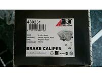 Vauxhall saab Front left and right brake caliper new