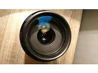 Canon EF 70-300mm lens, full frame lens