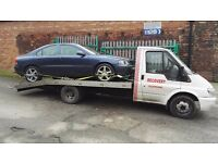 car recovery 24/7 nationwide and any eu country leeds bradford manchester liverpool sheffield