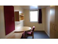 Double bed room in Liberty Park Leeds