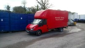 Ford Transit Luton Van, Tail Lift, 2006, MOT, Good Condition,