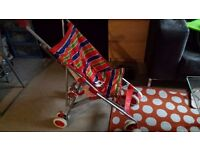 Red Kite Push Me Lite Buggy, Excellent Condition