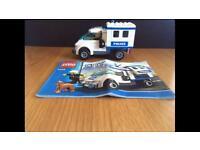 Lego 7285 - Police Dog Unit